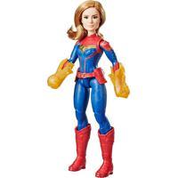 Boneca Capitã Marvel Básica - Hasbro