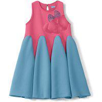 Vestido Lilica Ripilica Bebê 101107870002 Azul