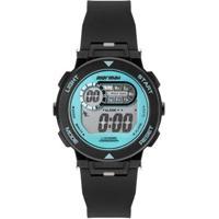 Relógio Mormaii Infantil Nxt - Unissex-Preto
