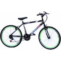 Bicicleta Aro 26 Wendy Caero Neon - Unissex