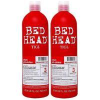 Bed Head Tigi Urban Anti+Dotes 3 Resurrection Shampoo E Condicionador 750Ml