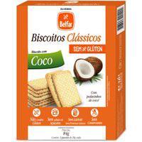 Biscoito Sabor Coco Belfar 84G