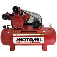 Compressor De Ar 10Hp 220/380V Trifásico Maw40/425 Motomil