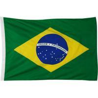 Bandeira Fjog Brasil 1,12X1,60 - Masculino