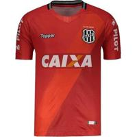 Camisa Goleiro Topper Ponte Oficial Ii 2018 - Masculino