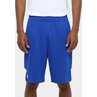 Bermuda Adidas Teamstock Masculina - Masculino-Azul Royal