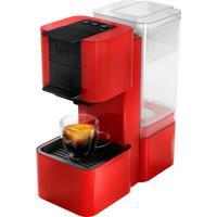 Máquina De Café Espresso E Multibebidas Automática Pop Vermelha Trê. - 110 V