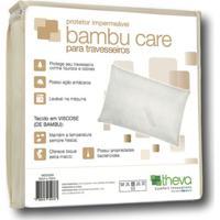 Protetor De Travesseiro Bambu Care 50X70 - Capa Protetora Impermeável Para Travesseiro Bambu Care 50X70 Theva