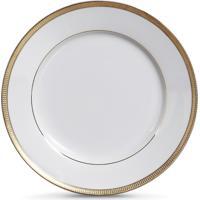 Aparelho De Jantar De Porcelana 18 Peças Gold