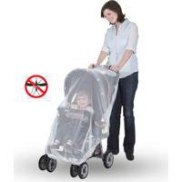 Mosquiteiro Para Carrinho De Bebê Babykinha