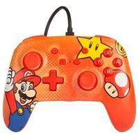 Controle Power A Para Nintendo Switch Enwired Mario Vintage - 1518381-01