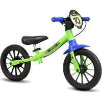 Bicicleta Juvenil Nathor Verde