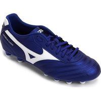 47383afe1f Netshoes  Chuteira Campo Mizuno Morelia Classic Md P - Masculino