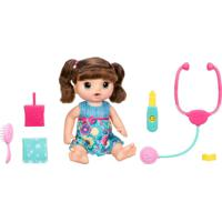 Boneca Baby Alive - Doce Lágrimas - Morena - C0958 - Hasbro - Feminino
