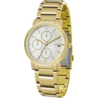 Relógio Lince Lmg4568L B1Kx Feminino - Feminino-Dourado