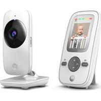 Babá Eletrônica Com Câmera E Alcance De Até 300 Metros Mbp-481 - Motorola