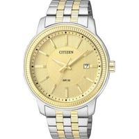Relógio Citizen Masculino Gents - Masculino-Prata