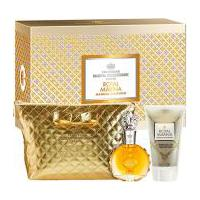 Kit Coffret Marina De Bourbon Royal Diamond Feminino Eau De Parfum 100Ml + Body Lotion 150Ml