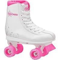 Patins Infantil Quad Roller Derby Star 350 - Girl - Feminino