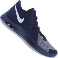 Tênis Nike Air Versitile Iii - Masculino - Azul Esc/Branco