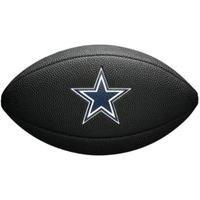 Bola De Futebol Americano Nfl Team Jr Black Dallas Cowboys Preto