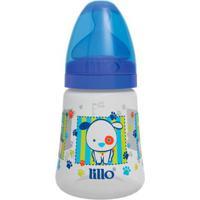 Mamadeira Ortodôntica - Design Fashion - Tamanho 1 - 180 Ml - Azul - Lillo