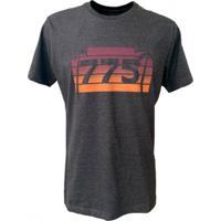 Camiseta 775 Retro Gradient Mescla