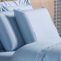Fronha Basic Algodão Azul 50X150