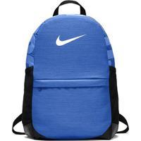 Mochila Infantil Nike Brasília - Masculino-Azul+Preto