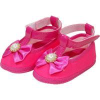 Sapatilha Charme Sapatinhos Baby Pink