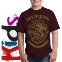 Camiseta Gryffindor