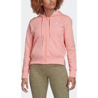 Jaqueta Adidas W Rib Rosa