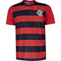 Camiseta Do Flamengo Shout Braziline - Masculina
