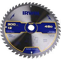 Serra Circular Para Máquinas Estacionárias De 300Mm X 30Mm-Irwin-14309