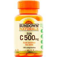 Sun C 500Mg 100 Tabletes