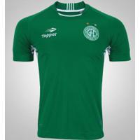 Camisa Do Guarani I 2017 Topper - Masculina - Verde/Branco