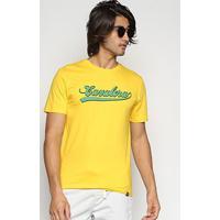 Camiseta Cavalera T Shirt Script Básica Masculina - Masculino