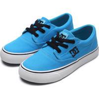 Tênis Dc Shoes Menino Flash 2 Tx La Azul