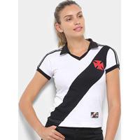 Camiseta Vasco Da Gama 1988 Nº 13 Especial Feminina - Feminino