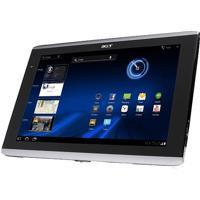 "Tablet Acer Iconia Tab W500-Bz414 Cinza - Amd Dual Core Fusion C50 - Ram 2Gb - 32Gb - Tela 10.1"" - Windows 7 Home Premium"