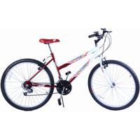 Bicicleta Feminina Aro 26 18 Marchas Dalia - Feminino