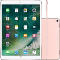 """Tablet Apple Ipad Pro 10.5"""" Wi-Fi Lte 256Gb Mphk2Cla Rosa Gold"""