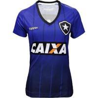 Camisa Topper Botafogo Treino 2018 Feminina - Feminino