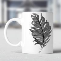 Caneca Feather