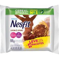 Biscoito Nesfit Cacau E Cereais 88G