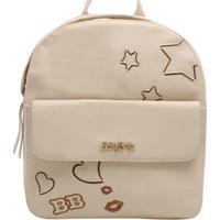 549d3e6d0 Loungerie; Bolsa Estrelas Betty Boop Feminina - Feminino-Areia