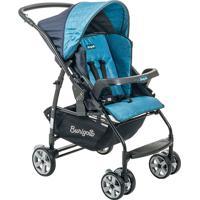 Carrinho De Bebê Rio K-Geo-Burigotto - Geo Azul