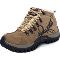 Bota Coturno Tchwm Shoes Adventure Bege