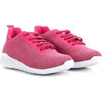 Tênis Infantil Bibi Easy Feminino - Feminino-Pink