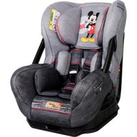Cadeira Para Auto 0 A 25 Kg Disney Eris Denim Mickey Mouse Cinza